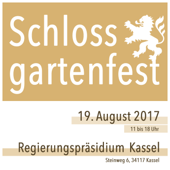 Schlossgartenfest am 19. August 2017